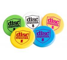 Diskgolfo žymeklis DISCMANIA Mini disc