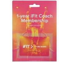 iFit metinė narystė