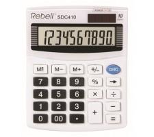 Skaičiuotuvas mažas stalinis Rebell SDC410