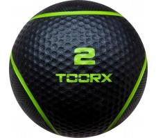 Svorinis kamuolys TOORX MedicineBall AHF-106 2kg