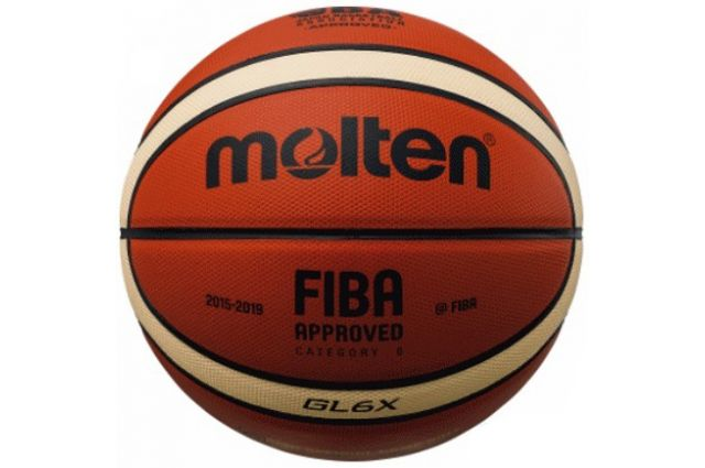Krepšinio kamuolys MOLTEN BGL6X