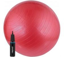 Gimnastikos kamuolys AVENTO 42OD-PNK 65 cm + pompa