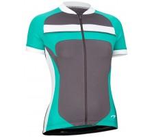 Moteriški marškinėliai dviratininkam AVENTO 81BQ AWT