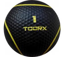 Svorinis kamuolys Toorx AHF105 MEDICINE BALL 1kg
