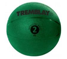 Svorinis kamuolys TREMBLAY Medicine Ball 2kg