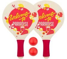 Paplūdimio teniso rinkinys SCHREUDERS WAIMEA PARADISE 63BE-Y