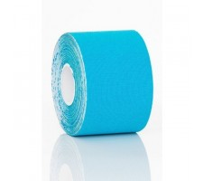 Kinesiology tape GYMSTICK 5m x 5cm turquoise
