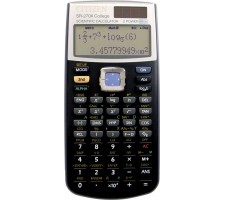 Calculator Scientific Citizen SR 270X