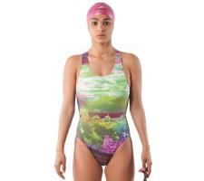 Moteriškas plaukimo kostiumas AQUAFEEL 21647