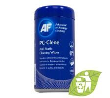 Servetėlės AF ECO PC-Clene universalios darbo vietai valyti 100psc