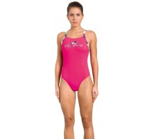 Moteriškas plaukimo kostiumas AQUAFEEL 21871
