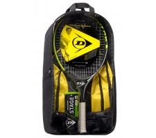 """Teniso komplektas Dunlop CV Team JNR (25"""") G0"""