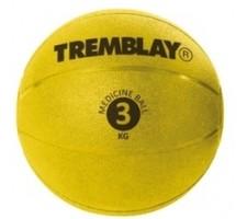 Svorinis kamuolys TREMBLAY Medicine Ball 3kg