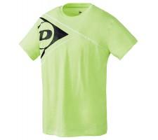 Marškinėliai vyr. Dunlop CLUB TEE  L yellow