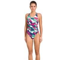 Moteriškas plaukimo kostiumas AQUAFEEL 21870