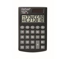 Calculator pocket Rebell SHC208