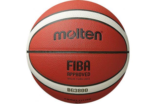 Krepšinio kamuolys MOLTEN B6G3800