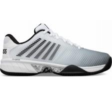 , Vyriški teniso bateliai K-SWISS HYPERCOURT EXP 2HB grey/white UK10/EU44,5