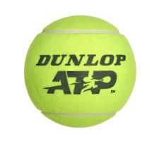 DUNLOP ATP GIANT BALL geltonas