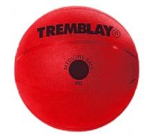 Svorinis kamuolys TREMBLAY Medicine Ball 4kg