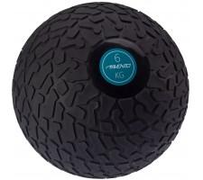 Slam ball AVENTO 42DJ 6kg D23cm Black/blue