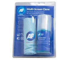 Valiklis AF TFT/LCD ekranams antistatinis su didele šluoste 200ml