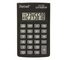 Calculator pocket Rebell HC308