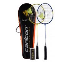 Badmintono rinkinys CARLTON MATCH 100