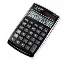 Calculator Desktop Citizen CPC 112BKWB