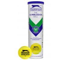 Tennis balls SLAZENGER WIMBLEDON 4-tin