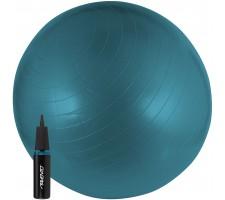 Gimnastikos kamuolys AVENTO 42OD-BLU 65 cm + pompa