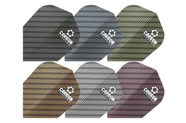 Strėlyčių sparneliai HARROWS Carbon, Strėlyčių sparneliai HARROWS Carbon