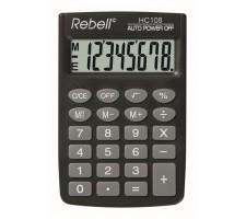 Calculator pocket Rebell HC108