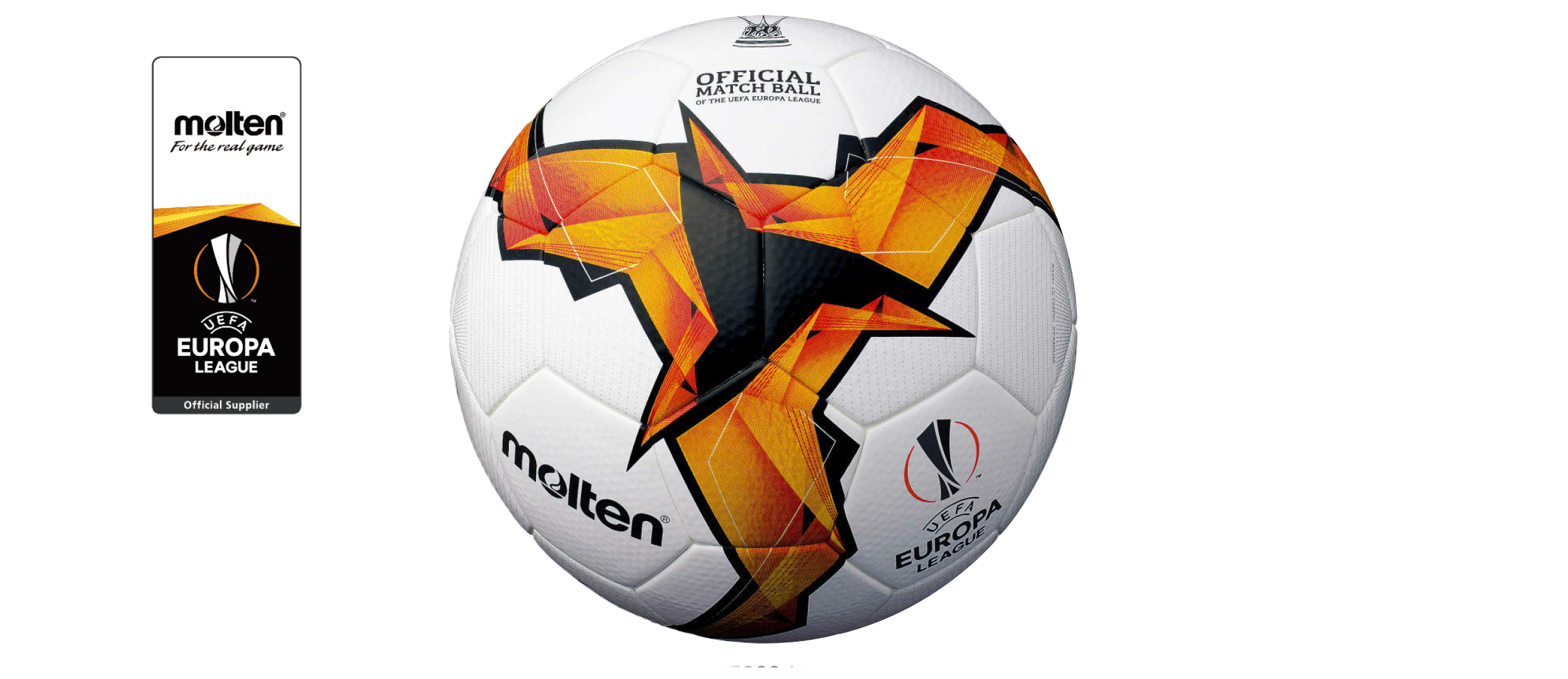 official ball of the uefa europe league skorpionas lt