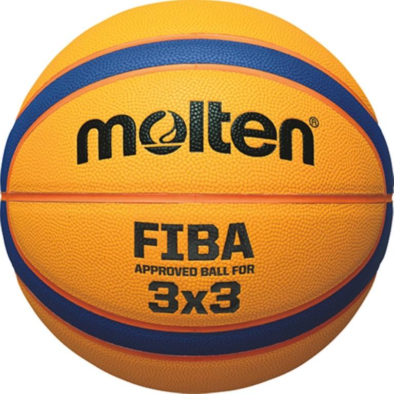 Krepšinio kamuolys 3x3 MOLTEN B33T5000